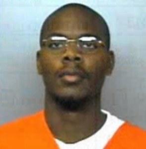 Cornealious Michael Anderson in prison garb