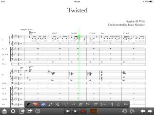 Noton on iPad